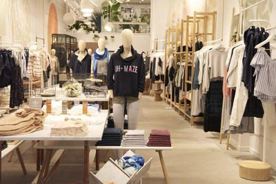 Lou & Grey Flatiron store interior