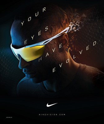 "NIKE VISION SPRING 2016 RUNNING COLLECTION USES INNOVATIVE DESIGN AND TECHNOLOGY.New Collection Launches ""Your Eyes Have Evolved"" Campaign."