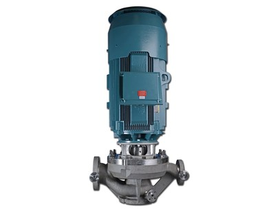 The LMV-803Lr is the high-flow variant of the popular Sundyne LMV technology in a direct-drive package. The LMV-803Lr features Sundyne inducer technology and a backswept impeller, thus allowing it to reach lower NPSH requirements than competitive models without risk of cavitation.