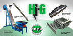 Featured MPI products in the Hi-G product line. (PRNewsFoto/Magnetic Products, Inc.)
