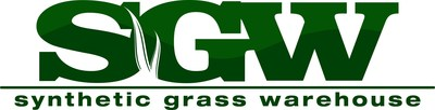 Synthetic Grass Warehouse logo
