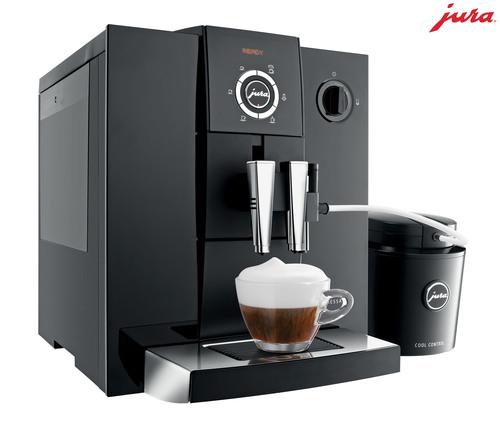 New Jura IMPRESSA F7 with Aroma+ Grinder Delivers Espresso-Based Beverages in a Flash