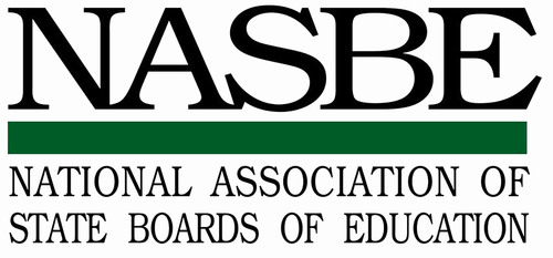 NASBE Logo. (PRNewsFoto/National Association of State Boards of Education)