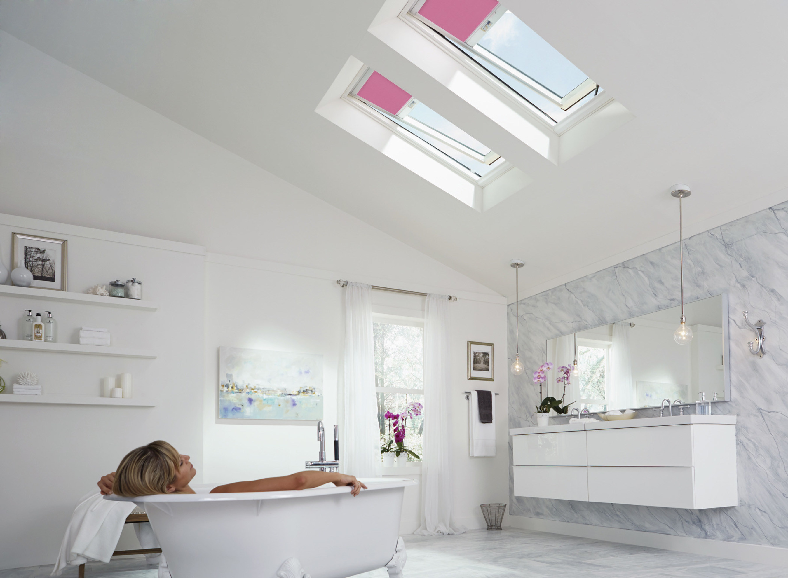 Photo courtesy of Velux Skylights