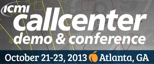 Produced by ICMI, Call Center Demo & Conference provides contact centers with tools and techniques to improve ...