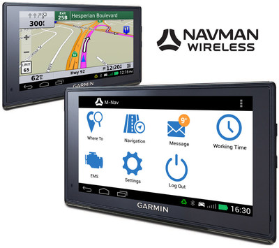 Navman Wireless Drive Lets You Power Your Fleet With Smart In-Vehicle Applications.