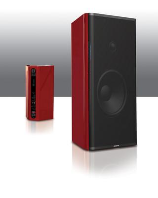 ClarityHD Model One High Definition Multi-Media Speaker Monitor.  (PRNewsFoto/Monster)