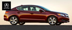 The 2014 Acura ILX is a great option for those who want tons of standard features included in their next luxury sedan. (PRNewsFoto/West Side Acura)