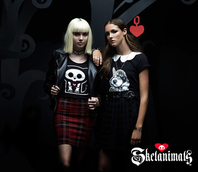 Entertainment One's Skelanimals Unveils Hot Topic Plans, New Licensees