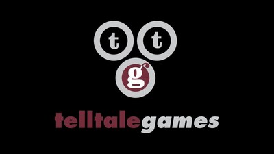 Telltale Games (logo) For more information follow @Telltalegames on Twitter