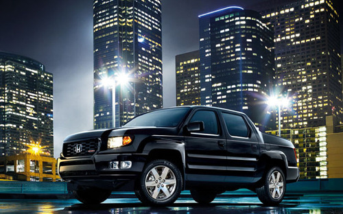 Feature- and Style-Packed 2014 Ridgeline Special Edition On-Sale Today. New top-of-the-line Special Edition Ridgeline added to the most versatile vehicle in the 4-door truck segment.  (PRNewsFoto/American Honda Motor Co., Inc.)
