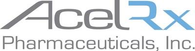 AcelRx Pharmaceuticals, Inc. (PRNewsFoto/AcelRx Pharmaceuticals, Inc.)