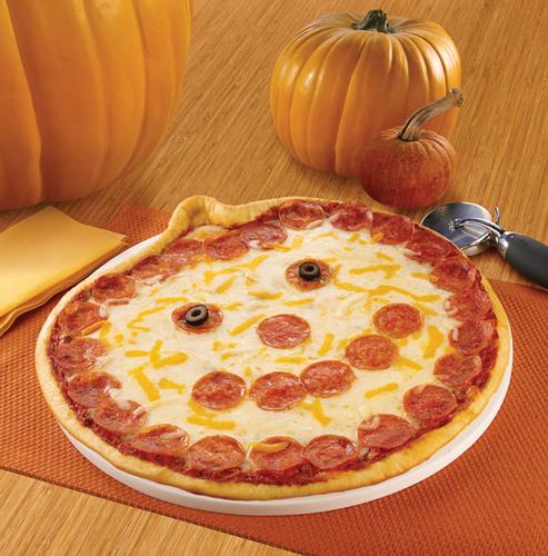 Papa Murphy's Facebook Fans 'Liking' Jack-O-Lantern Pizza
