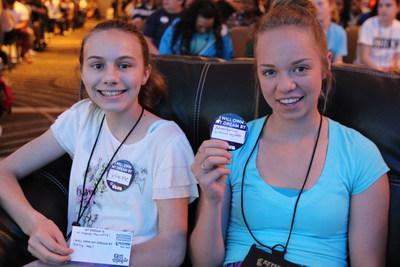 Boys & Girls Club teens attend National Keystone Conference.