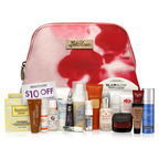 Beauty.com Debuts the Lela Rose Peony Floral Bag (PRNewsFoto/Beauty.com, Inc. )