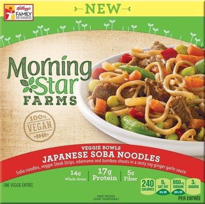 MorningStar Farms Japanese Soba Noodles