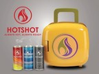 HotShot Beverages with HotBox Product