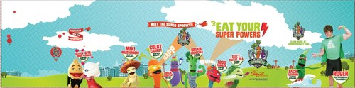 Century 21 Department Store & The Bernard Group Align with Super Sprowtz & the NYC Department of