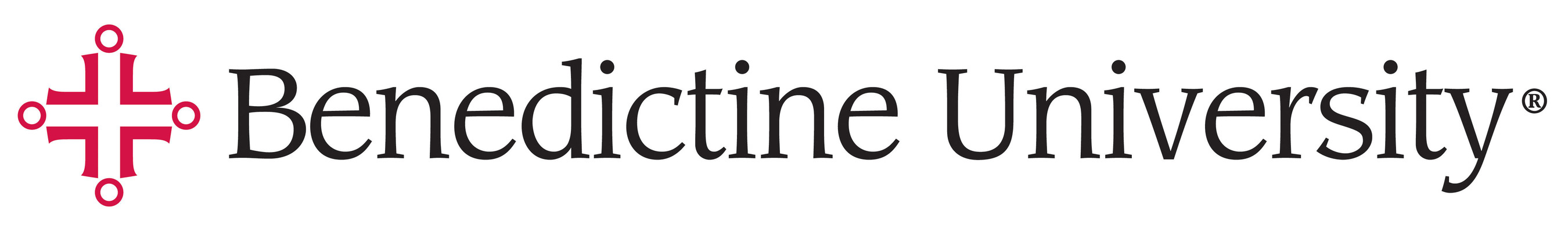 Benedictine University Logo.