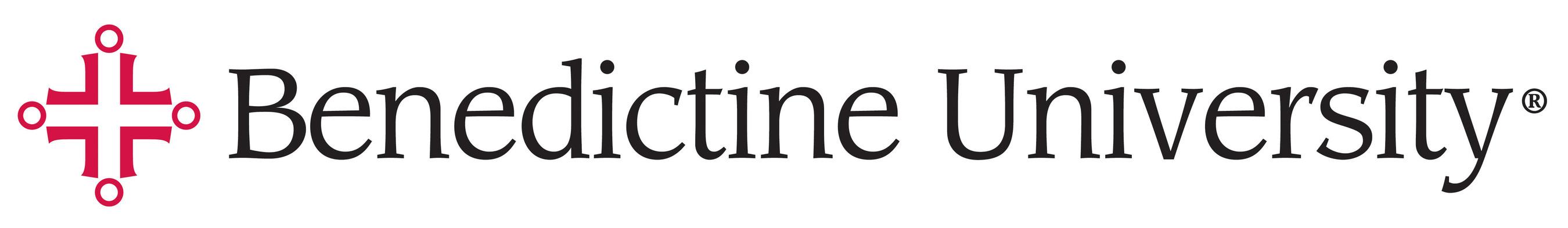 Benedictine University Logo.