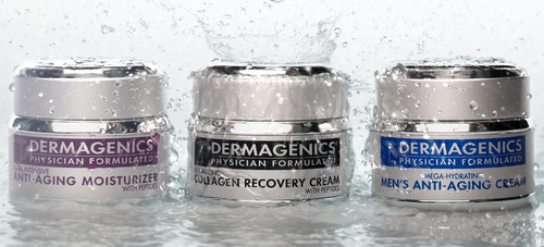 DERMAGENICS Launches Three All-In-One Moisturizers Using the Most Effective Ingredients Available