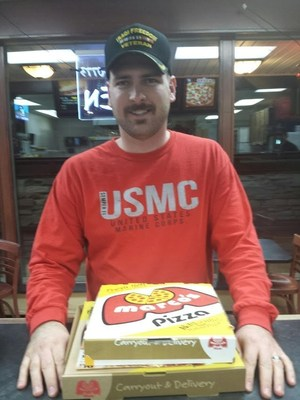 Marco's Pizza is launching a fundraising campaign to support its Apprenticeship Program, which helps veterans to become businesses owners.