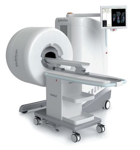 MultiScan LFER 150 PET/CT, the first member of MultiScan product line (PRNewsFoto/Mediso Medical Imaging ...