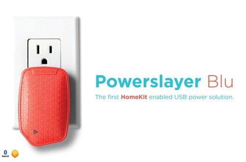 Powerslayer Blu (PRNewsFoto/Velvetwire)