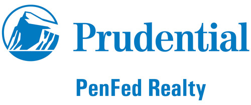 Prudential PenFed Realty logo.  (PRNewsFoto/Pentagon Federal Credit Union)