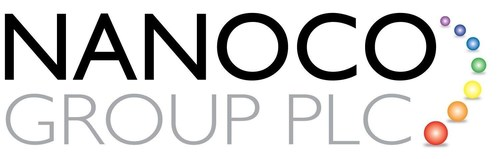 Nanoco Group Plc (PRNewsFoto/Nanoco Group Plc) (PRNewsFoto/Nanoco Group Plc)