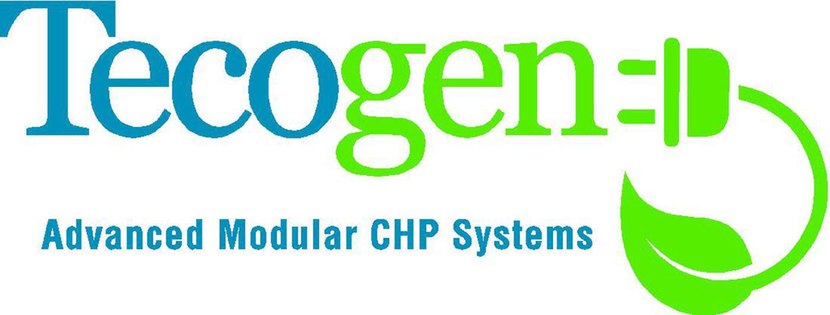 Tecogen Inc. logo.