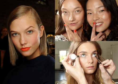 Straight from backstage, Maybelline New York reports the latest beauty trends you'll want to wear this ...