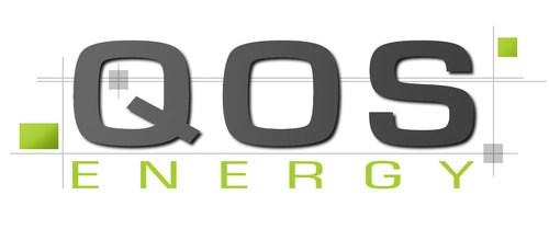 QOS Energy Logo (PRNewsFoto/QOS Energy)