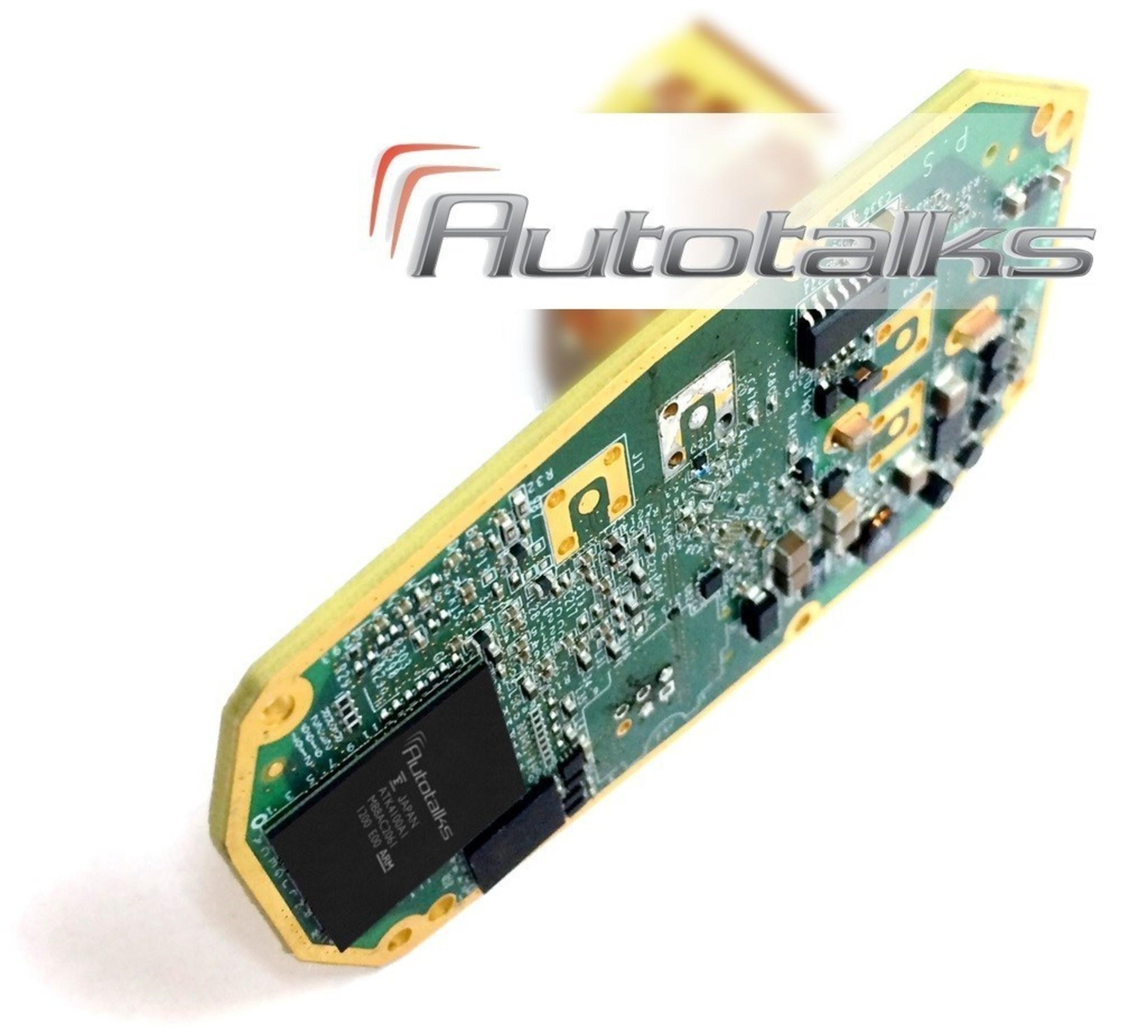 AUDI series-production ready smart antenna