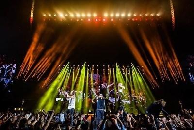 "Tidal se une a la legendaria banda de rock, Mana, en el estreno del corto documental, ""On the Road to the Latino Power Tour"", desde hoy en exclusiva a traves de Tidal.com"