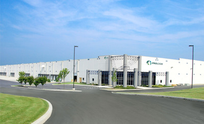 This Carlisle, PA property is one of 66 logistics facilities across the United States acquired by Prologis U.S. Logistics Venture, a joint venture between Prologis and Norges Bank Investment Management.  (PRNewsFoto/Prologis, Inc.)