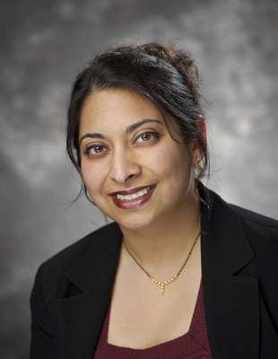 Author Madhuri Singal, Ph.D., RRT, Manager, Respiratory Science Program, Research Institute for Fragrance Materials, Inc. (RIFM) - Woodcliff Lake, NJ, RIFM staff photo.  (PRNewsFoto/Research Institute for Fragrance Materials, Inc., Steve Burns)