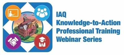 "EPA's ""IAQ Master Class Training Series"" logo"