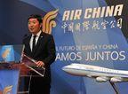 Peter Han, General Director Air China Spain