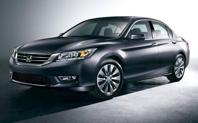 The 2013 Honda Accord is coming soon to Benson Honda in San Antonio, TX.  (PRNewsFoto/Benson Honda)