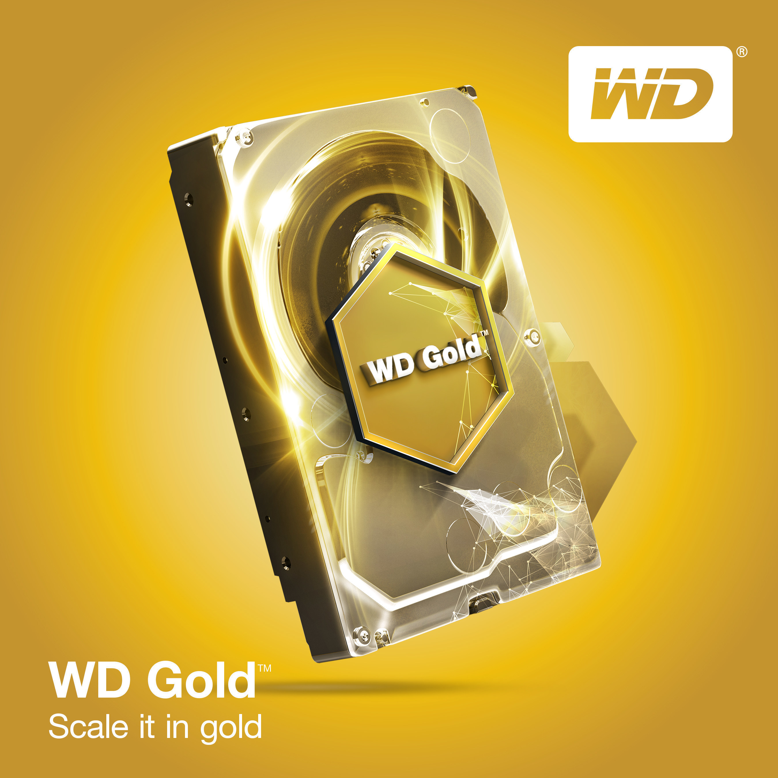 Western Digital Enhances Its Datacenter Portfolio With WD Gold Hard Drives