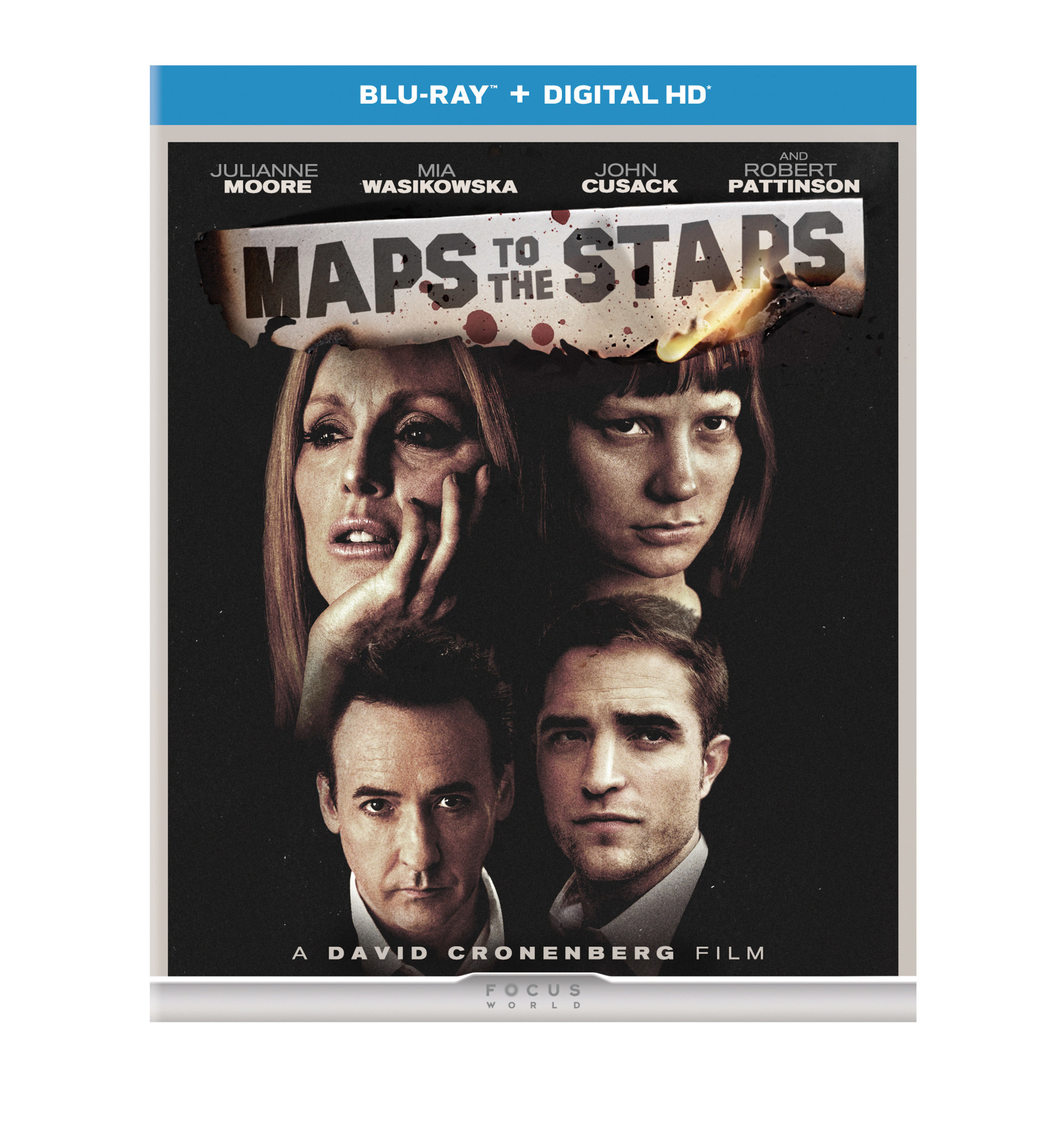 From Universal Pictures Home Entertainment: Maps to the Stars