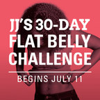 JJ Smith Leads Nationwide 30-Day Flat Belly Challenge on Monday, July 11th