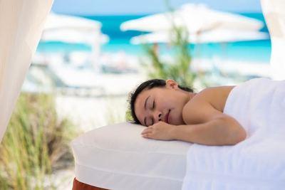 Elevate Spa at Blue Heaven Resort and Marina (PRNewsFoto/Beach House Turks and Caicos)