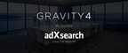 Gravity4 Makes Ninth Acquisition of adX Search to complete the Gravity4 Marketing Cloud