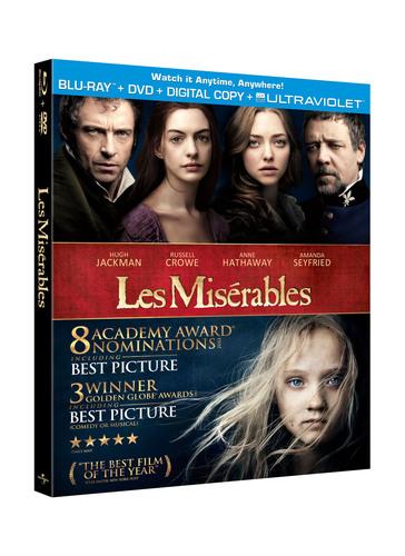 Universal Studios Home Entertainment: Les Miserables