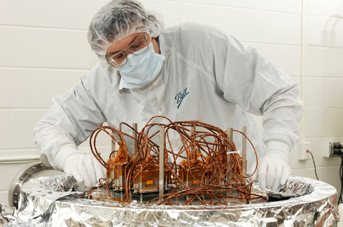 Ball Aerospace Delivers One-of-a-Kind Cryogenic Electronics for NASA's James Webb Space Telescope