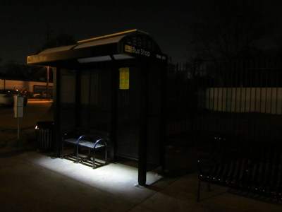 Urban Solar's transit lighting system earns approval by global independent safety giant UL.