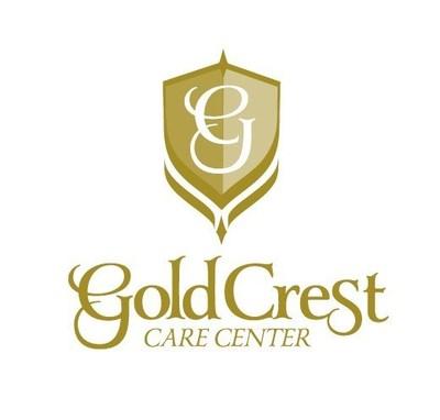 Gold Crest Care Center Logo (PRNewsFoto/Gold Crest Care Center)