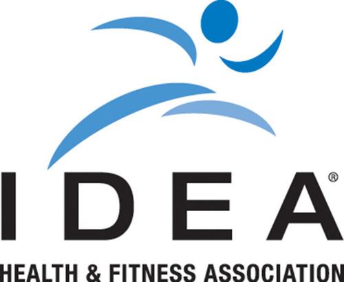 IDEA Health & Fitness Association logo. (PRNewsFoto/IDEA Health & Fitness Association) (PRNewsFoto/IDEA HEALTH & FITNESS ASSOC)